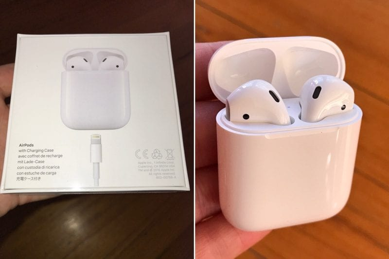 AirPods 1 - Jak spárovat AirPods s Androidem, Apple TV a PC?