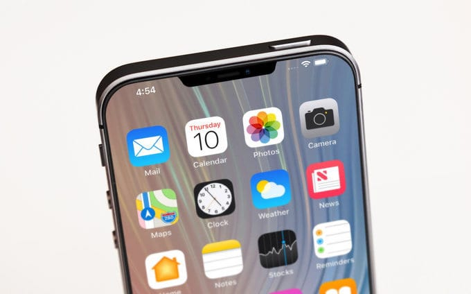 iphone se 2 koncept face id