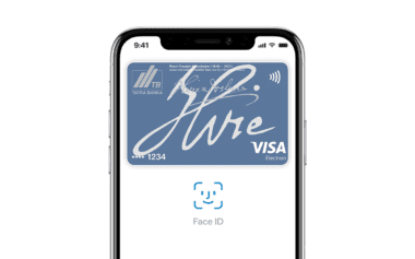 tatra banka apple pay official 380x237 - Apple Pay je dostupné na Slovensku!